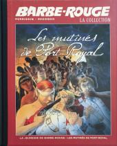 Barbe-Rouge (Eaglemoss) -40- Les Mutinés de Port-Royal