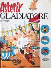 Astérix (en italien) -4a74- Asterix Gladiatore