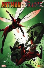 Ant-Man -HS2- Ant-man et la guêpe