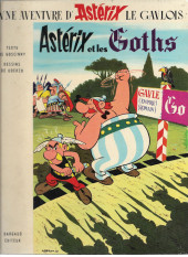 Astérix -3- Astérix et les Goths