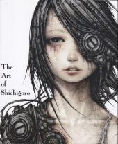 (AUT) Shichigoro-Shingo - Art book