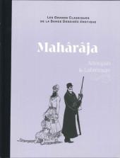 Les grands Classiques de la Bande Dessinée érotique - La Collection -8485- Mahârâja