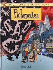 Lapinot (Les formidables aventures de) -5a2006- Pichenettes