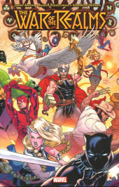 War of the Realms (The) -INT- The war of the Realms