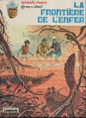 Bernard Prince -3c1978- La frontière de l'enfer