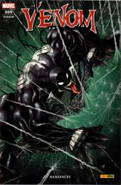 Venom (2e série)  -5- Naissances