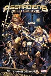 Les asgardiens de la galaxie -1- L'Armée des morts