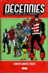 Les décennies Marvel -5- Les années 80 : l'univers marvel evolue