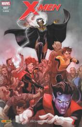 X-Men (Marvel France 6e série - 2019) -7- Déclarer la paix