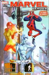 Marvel Heroes (Marvel France - 2018) -6- Etonnantes amitiés