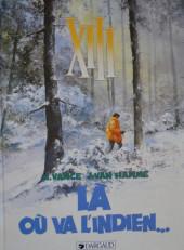 XIII -2a1999- Là où va l'indien...