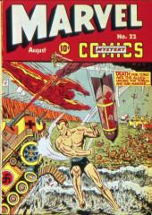 Marvel Mystery Comics (Timely - 1939) -22- (sans titre)