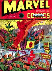 Marvel Mystery Comics (Timely - 1939) -23- (sans titre)