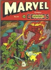 Marvel Mystery Comics (Timely - 1939) -24- (sans titre)