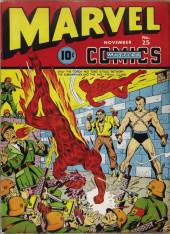 Marvel Mystery Comics (Timely - 1939) -25- (sans titre)
