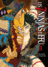 Les 7 Ninjas d'Efu -1- Tome 1