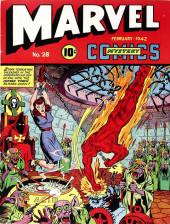 Marvel Mystery Comics (Timely - 1939) -28- (sans titre)