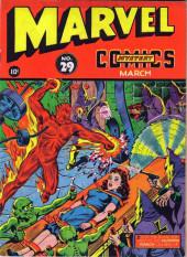 Marvel Mystery Comics (Timely - 1939) -29- (sans titre)