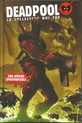 Deadpool - la collection qui tue (hachette) -828- Une affaire épouvantable