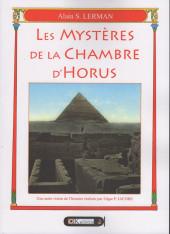 Blake et Mortimer (Divers) - Les mystères de la chambre d'Horus