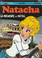 Natacha -3d91- La mémoire de métal