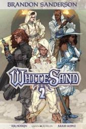 White Sand -2- Tome 2