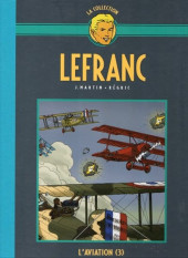 Lefranc - La Collection (Hachette) -III- L'aviation (3)