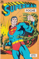 Superman (Poche) (Sagédition) -29- La flamme