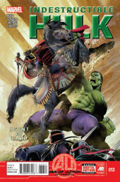 Indestructible Hulk (2013) -13- Agent of T.I.M.E. part 3