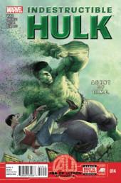 Indestructible Hulk (2013) -14- Agent of T.I.M.E. part 4