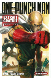 One-Punch Man -1Extrait - Tome 1