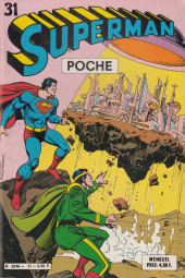 Superman (Poche) (Sagédition) -31- Superman contre Mr Miracle