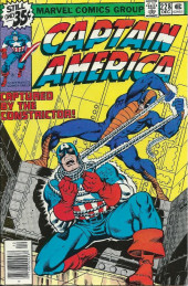 Captain America (Marvel comics - 1968) -228- Captured by the Constrictor!