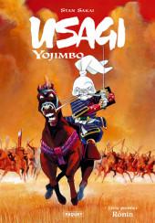 Usagi Yojimbo (en couleur) -1- Livre premier : Rônin