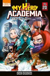 My Hero Academia -20- La fête de Yuei commence !