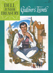 Dell Junior Treasury (1955 - 1957) -3- Gulliver's Travels