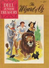 Dell Junior Treasury (1955 - 1957) -5- The Wizard of Oz