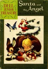 Dell Junior Treasury (1955 - 1957) -7- Santa and the Angel: Winkie's Return