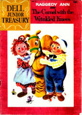 Dell Junior Treasury (1955 - 1957) -8- Raggedy Ann and The Camel with the Wrinkled Knees