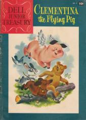 Dell Junior Treasury (1955 - 1957) -9- Clementina the Flying Pig