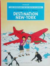 Jo, Zette et Jocko (Les Aventures de) -2B35- Destination New-York