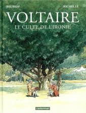 Voltaire le culte de l'ironie