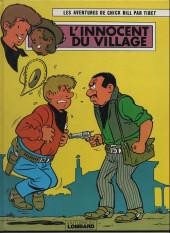 Chick Bill -231a80- L'innocent du village