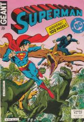Superman Géant (Sagédition - 2e série) -16- L'homme éternel