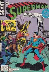 Superman Géant (Sagédition - 2e série) -17- Chasse au trésor