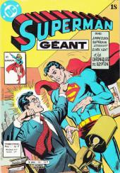 Superman Géant (Sagédition - 2e série) -18- Le clone attaque