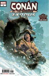 Conan the Barbarian: Exodus (2019) -1- Conan the Barbarian: Exodus