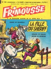 Frimousse -155- La fille du shériff