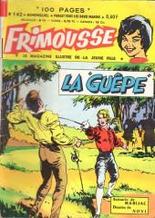 Frimousse -142- La guêpe