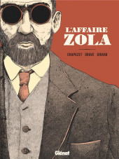 Couverture de L'affaire Zola